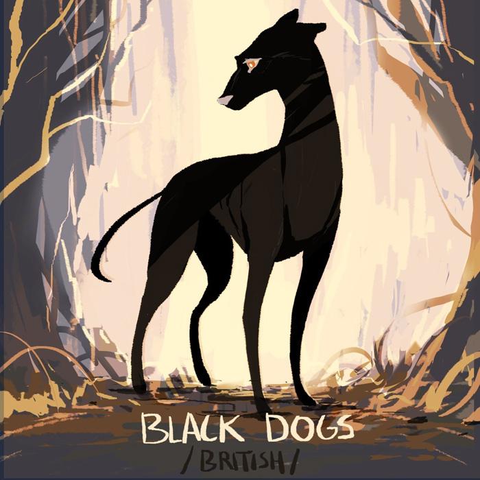 Mythological Dogs Art