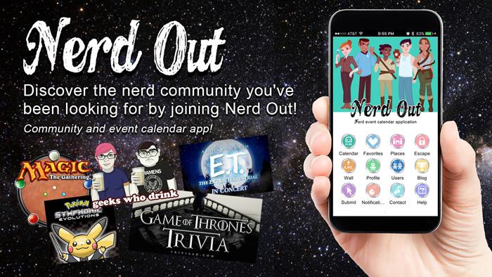 Interview - Nerd Out App