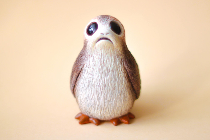 Mini Star Wars Porg Statue