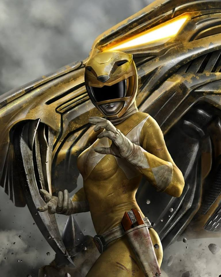 Power Rangers Fan Art