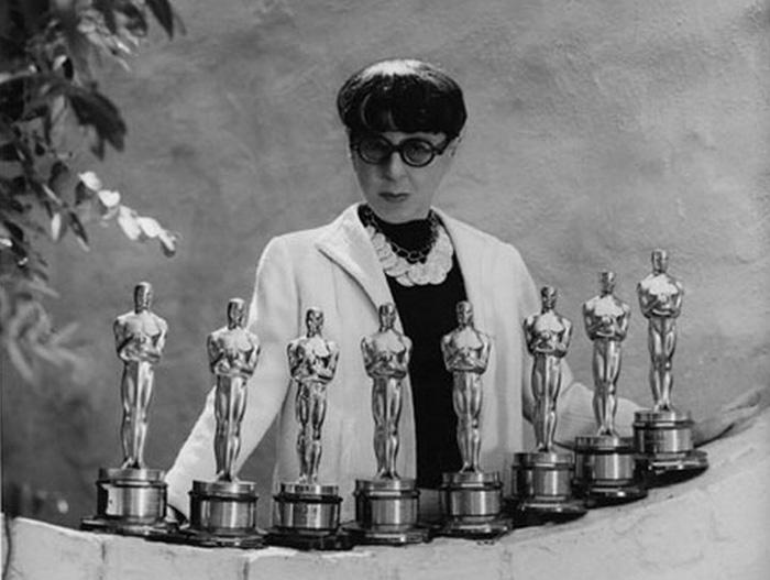 The Real Edna Mode: Edith Head