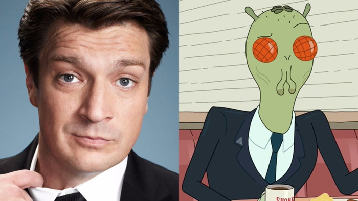 Celebrities That Guest Starred in Rick and Morty