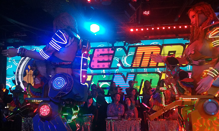 Robot Restaurant in Japan Review