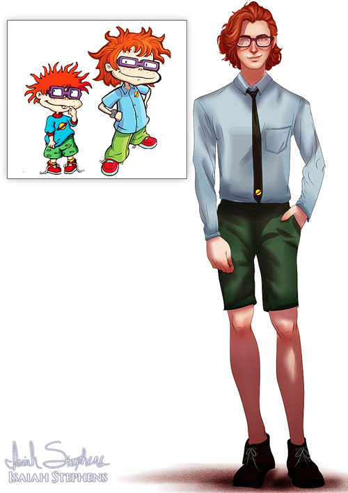 All Grown Up Rugrats Fan Art