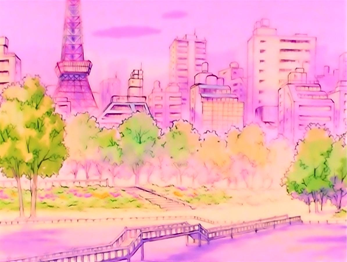 Sailor Moon Anime Backgrounds