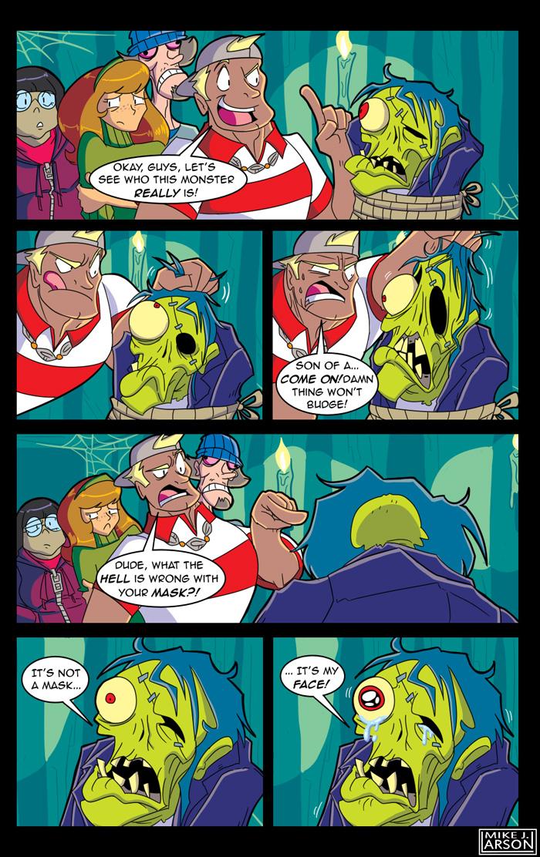 Scooby-Doo Monster Comics