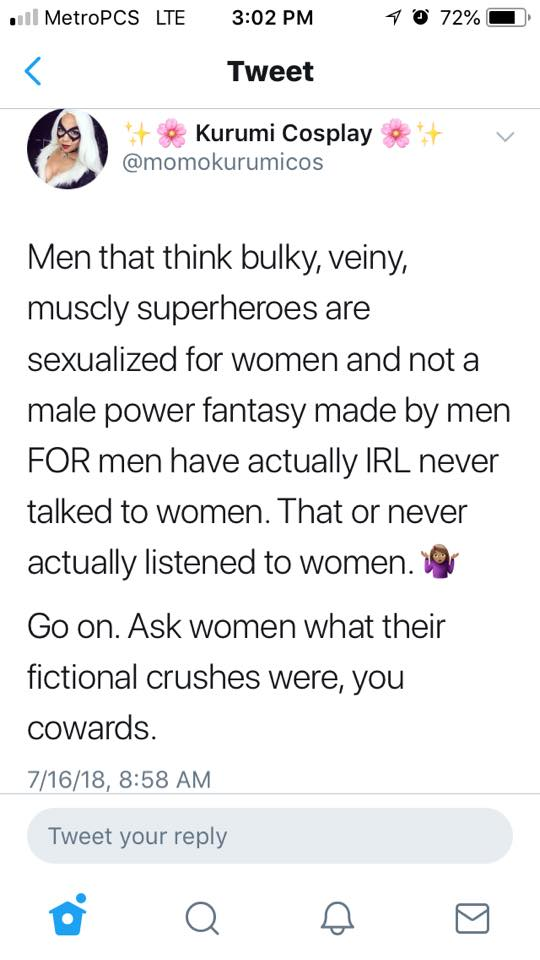 Male Power Fantasy Superheroes