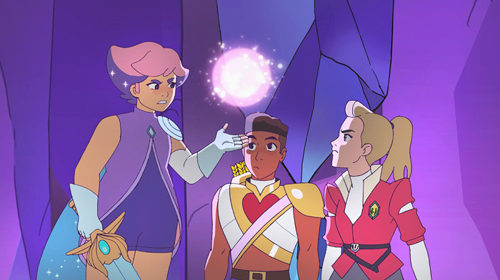 First Look at the New She-Ra