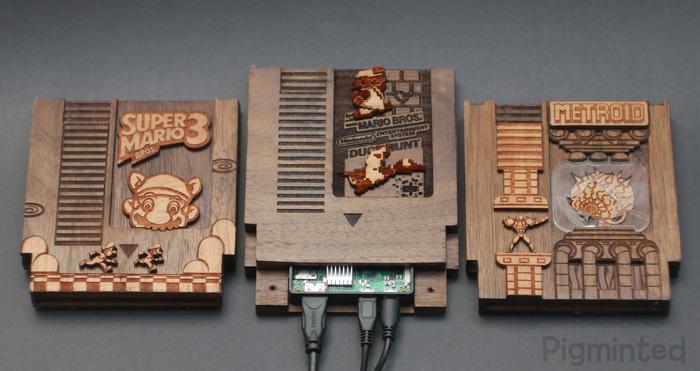 SNES Raspberry Pi Cartridges