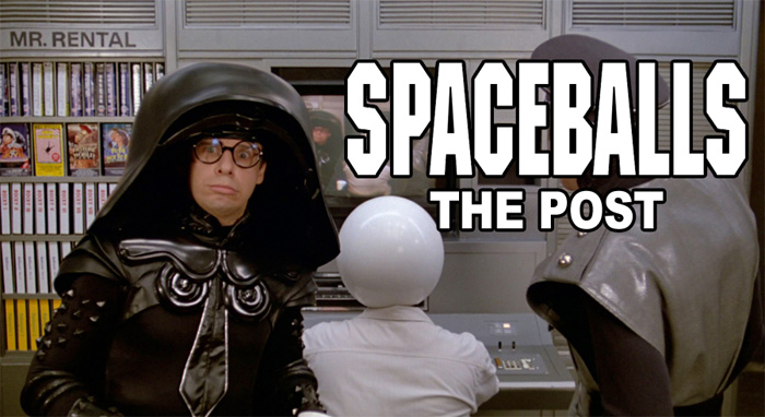 Spaceballs Facts
