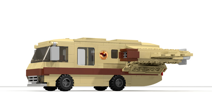 Spaceballs LEGO Sets