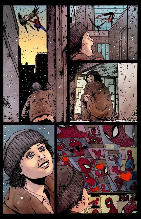 This Spider-Man Comic Will Break Your Heart