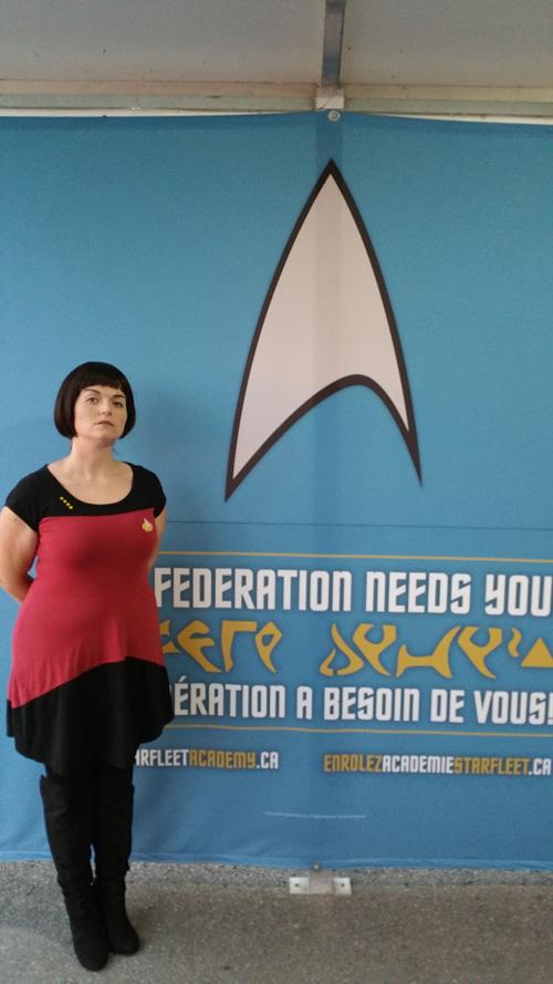 Starfleet Academy Experience