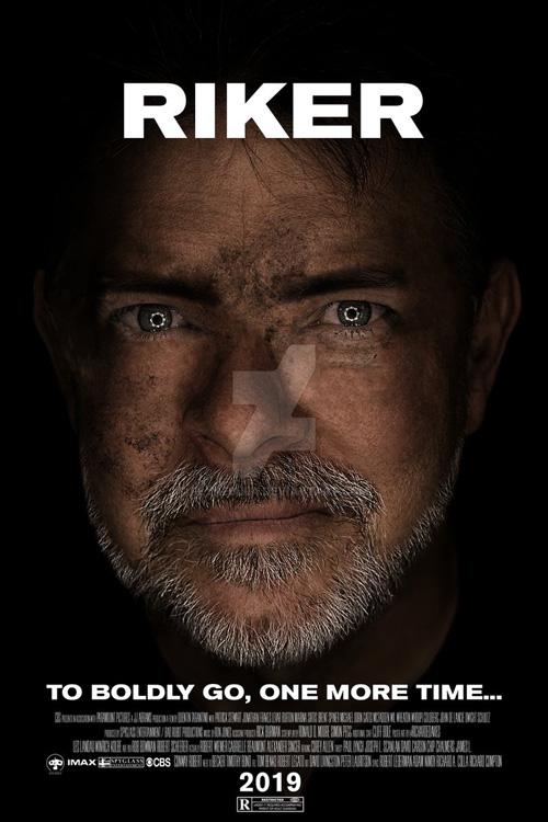 Star Trek: The Final Generation Fan Posters