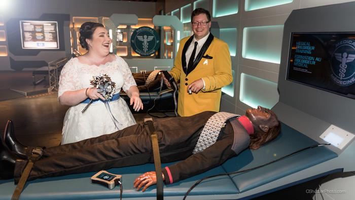 Star Trek Wedding