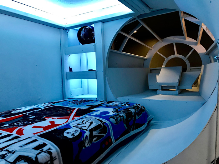 Star Wars Bedroom