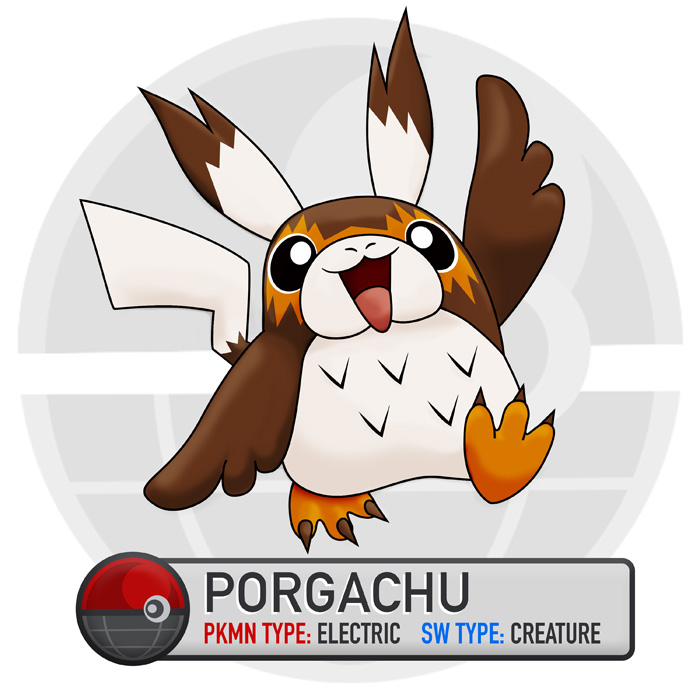 Poke Wars: Star Wars Inspired Pokemon
