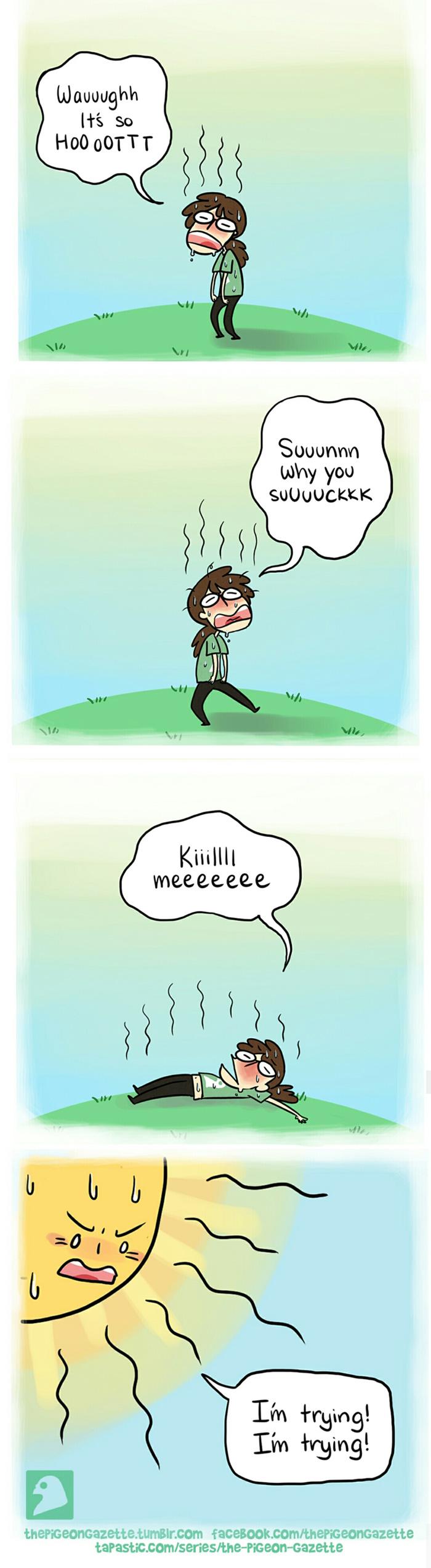 Summer Comic