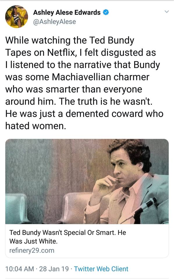 Response to The Ted Bundy Tapes