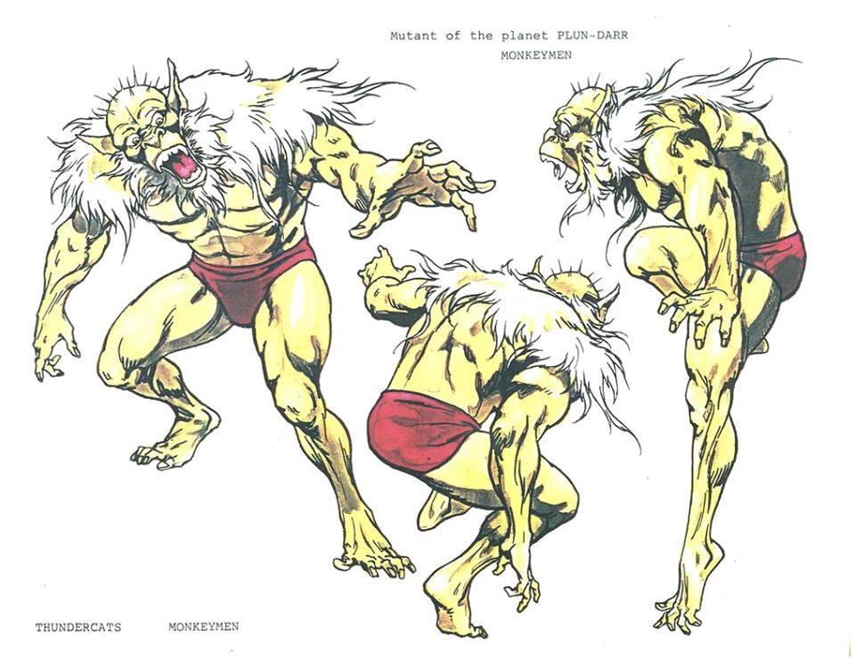Thundercats Original Art