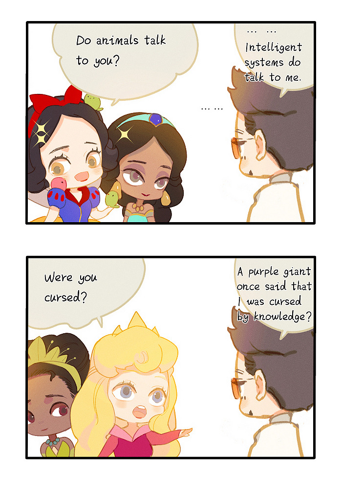 Tony Stark is a Disney Princess