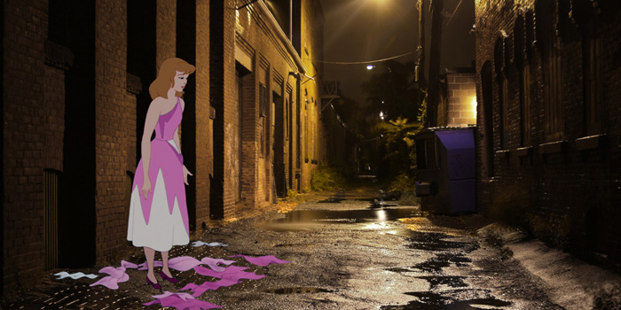 Disney Unhappily Ever After