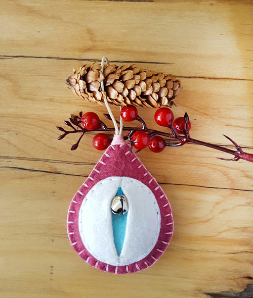 Vagina Christmas Ornaments
