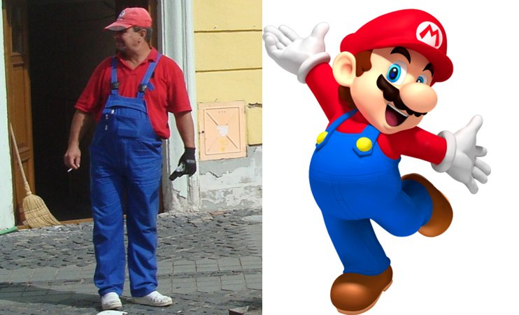 Video Game Characters In Real Life