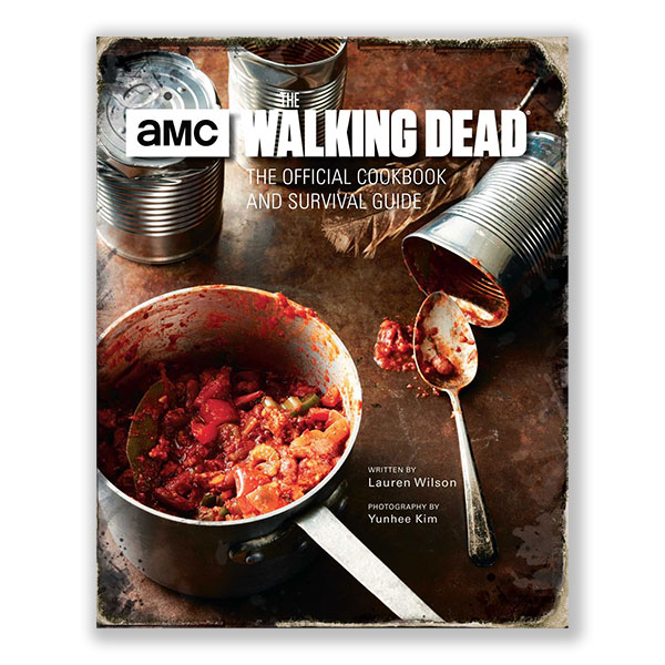 The Walking Dead: The Official Cookbook