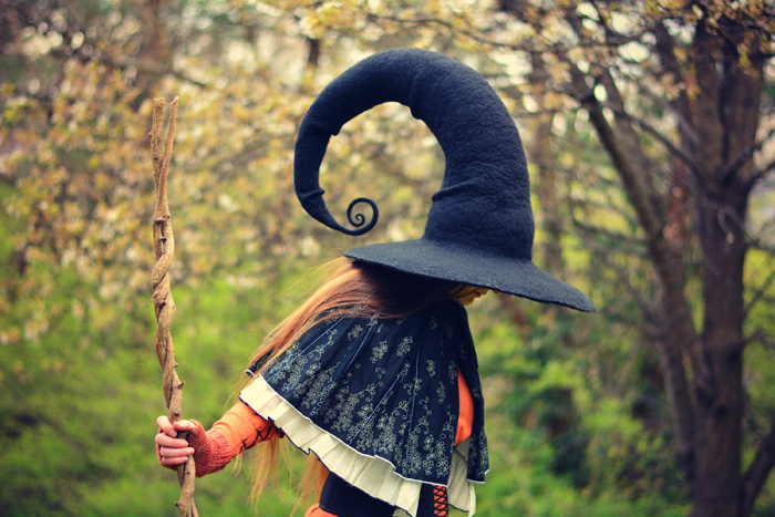 Fantasy Witch & Wizard Hats