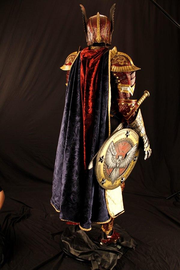 Medieval Wonder Woman Armor