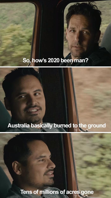 Painful Recap of 2020 So Far