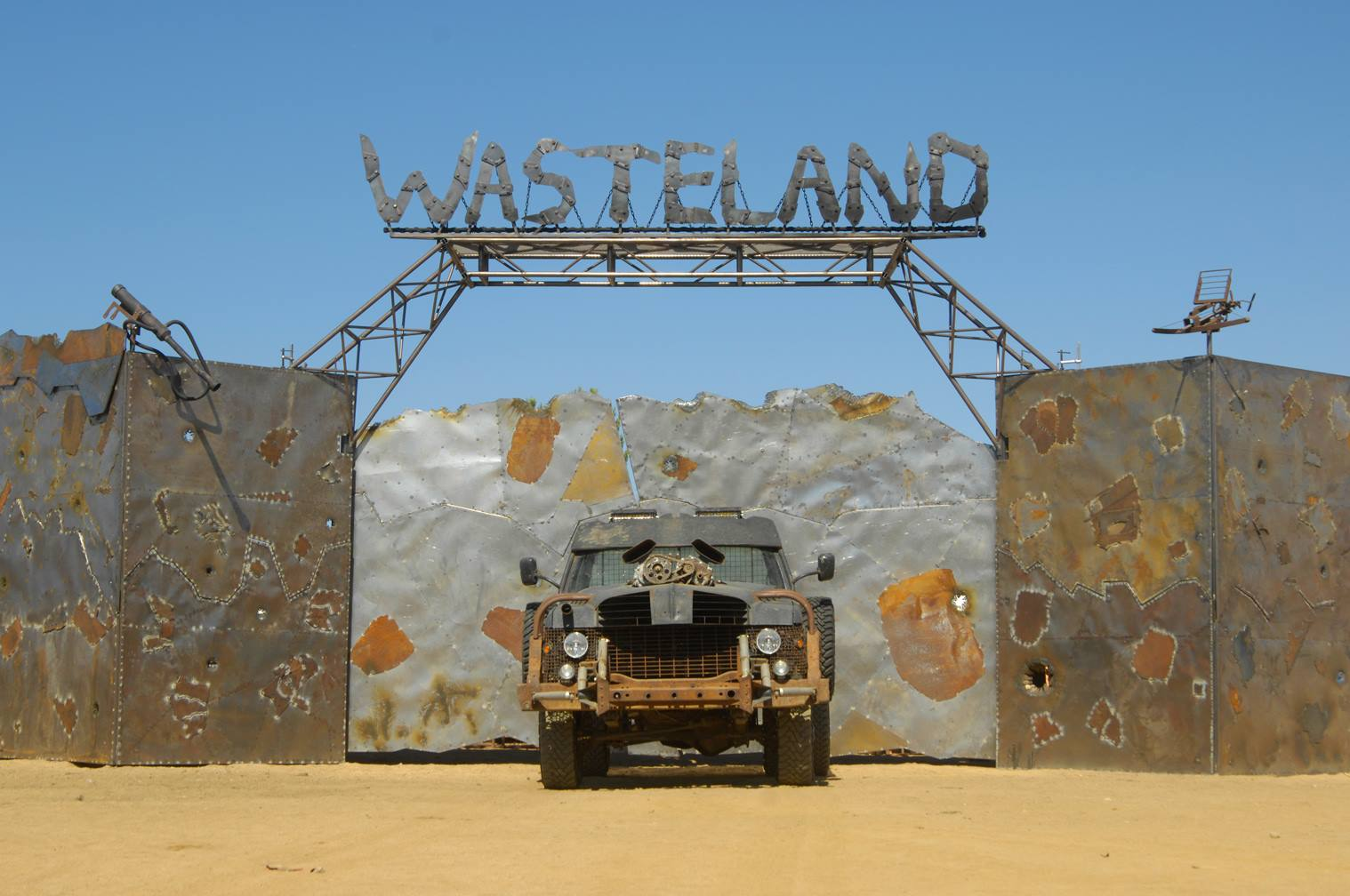 The story of Wasteland Weekend