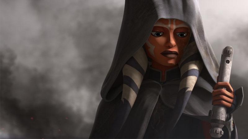 All of Ahsokas Costumes in Star Wars