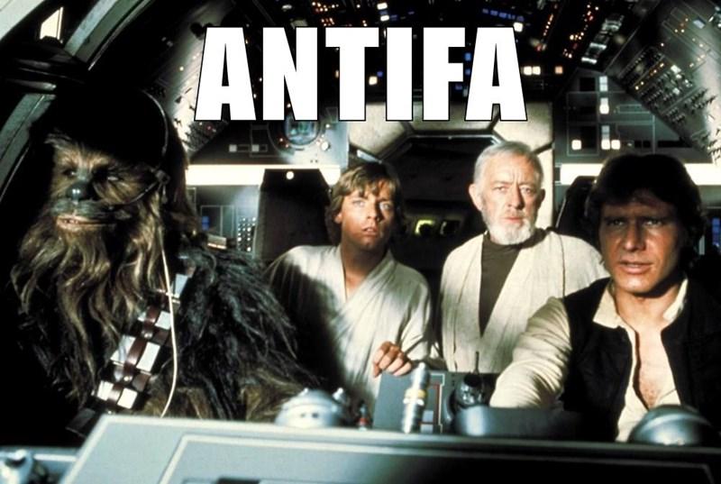 Anti-Fascist Geek Culture Heroes