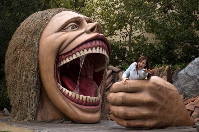 Attack on Titan Theme Park