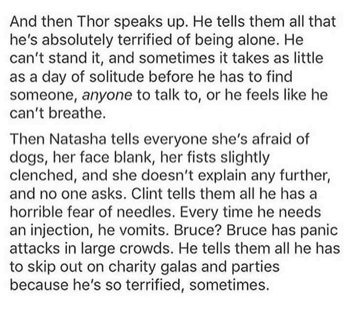 The Avengers Talk About Their Fears