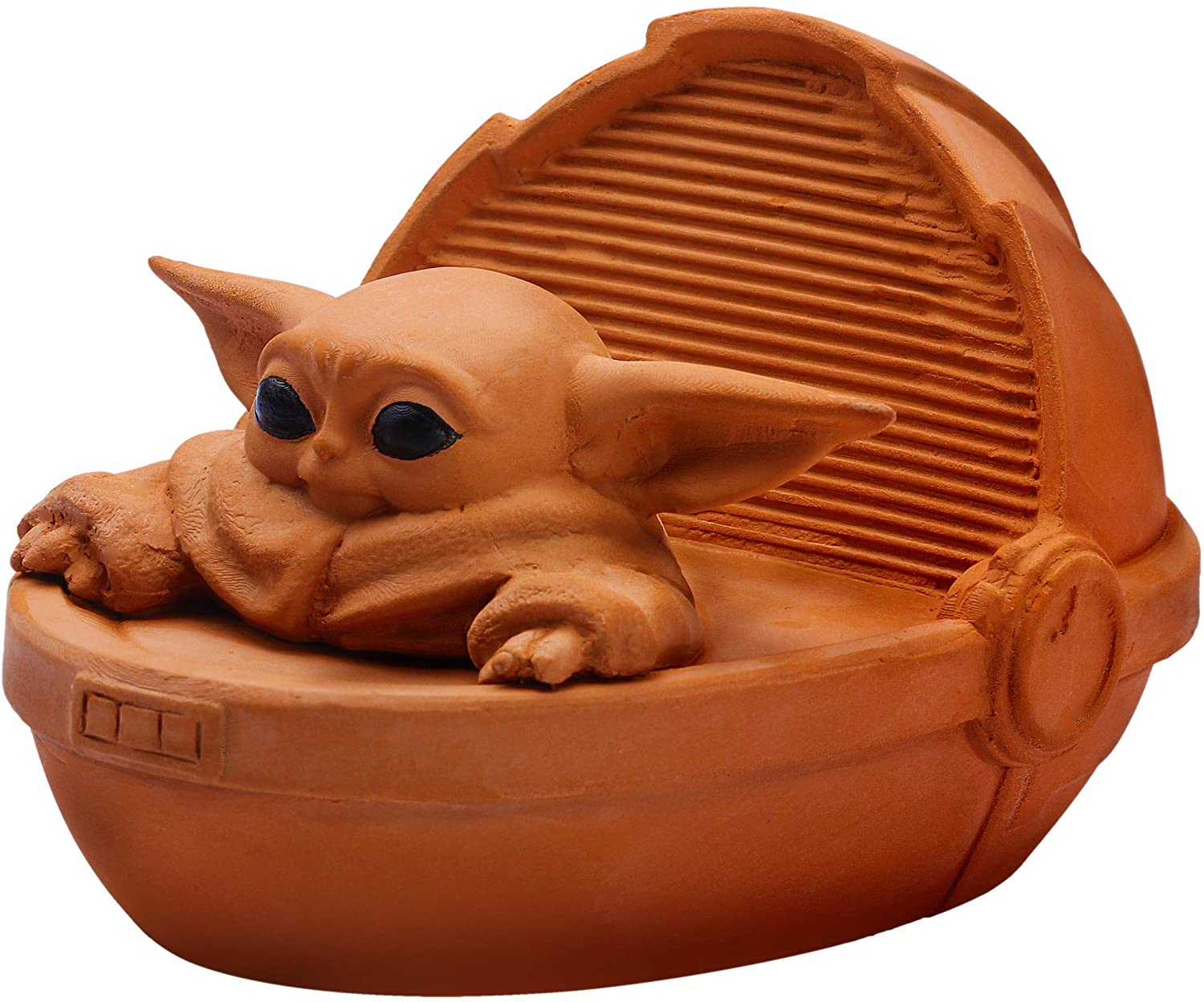 Baby Yoda from The Mandalorian Chia Pet