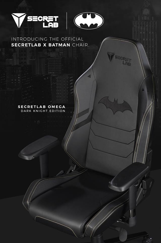 Batman Dark Knight Gaming Chair