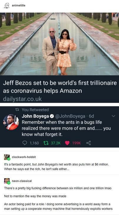 The Difference Between a Millionaire and a Trillionaire