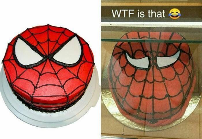 Epic Cake Fails