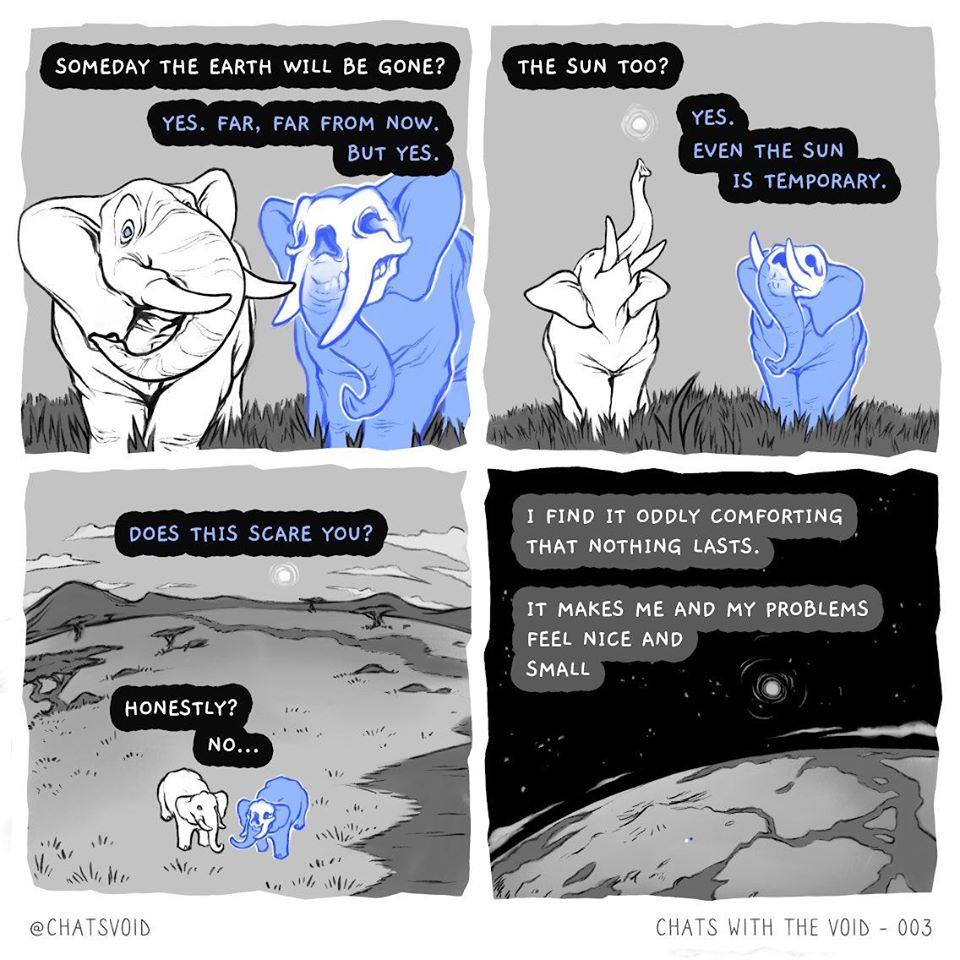 Chats With the Void