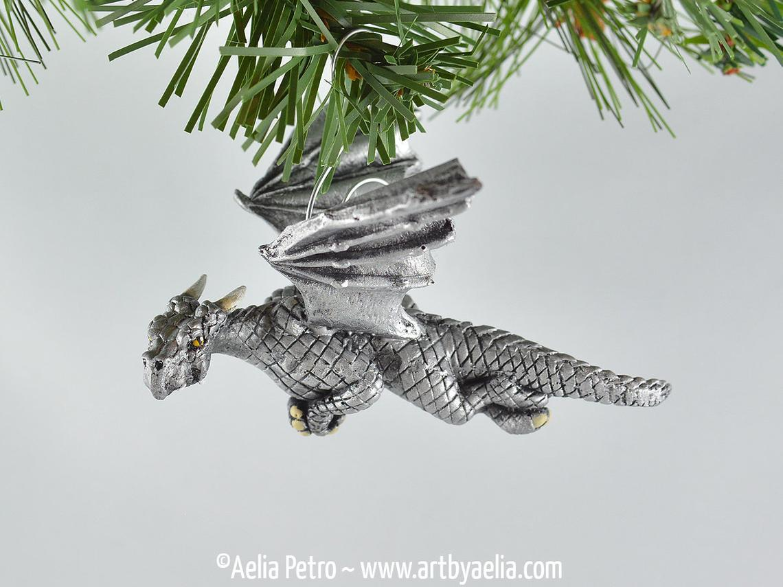 Dragon Christmas Ornaments