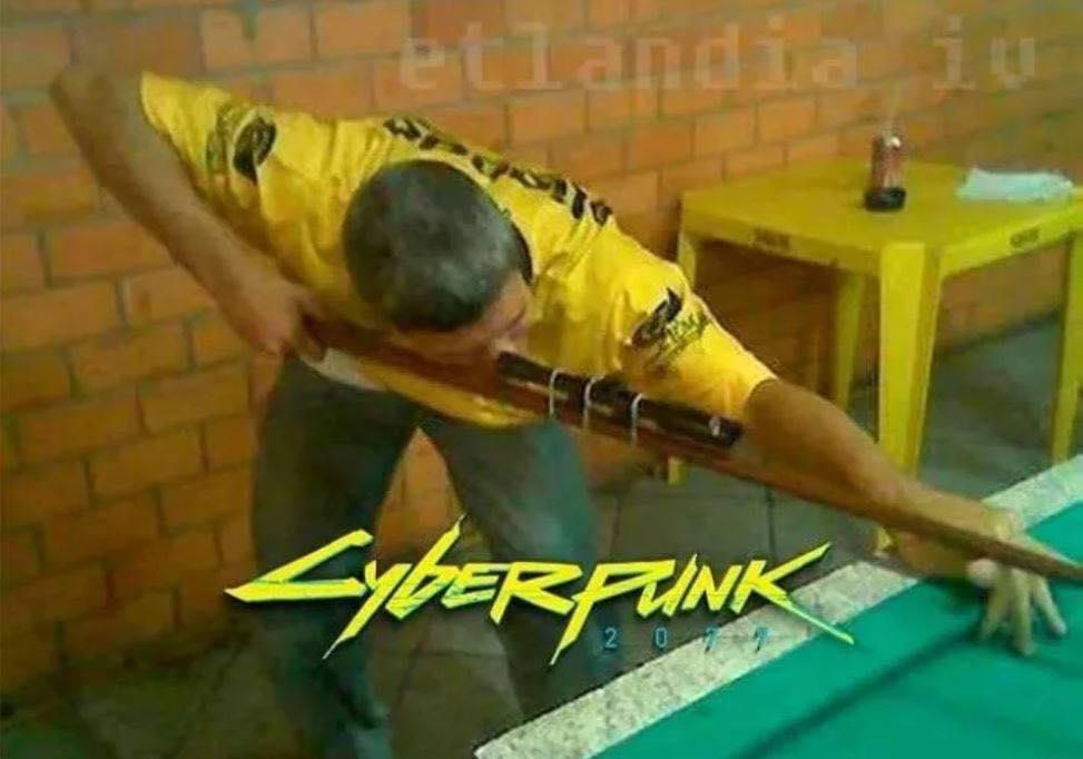 Cyberpunk 2077 Memes