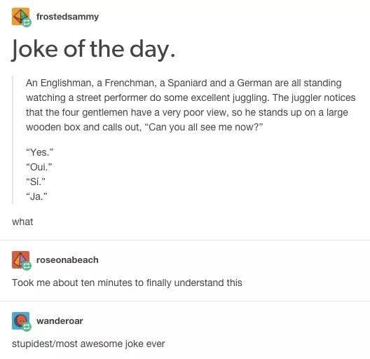 The Best Dad Jokes