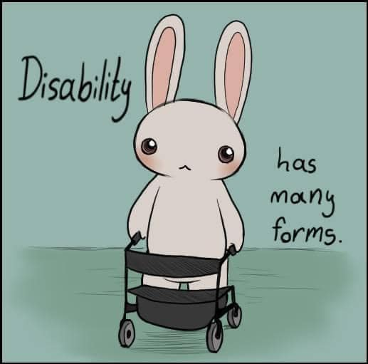 Disability Comic