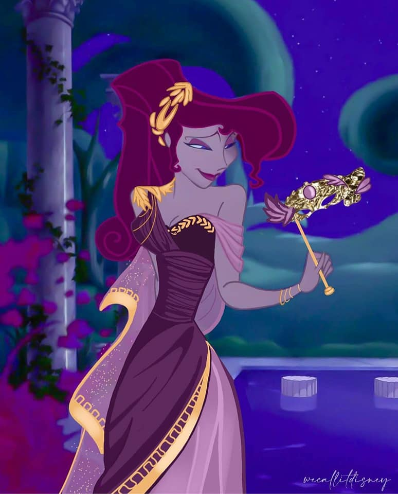 Disney Princess Alternate Dress Designs