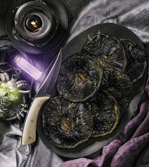 The Official Dungeons & Dragons Cookbook