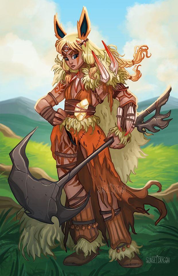 Dungeons & Dragons Eeveelutions