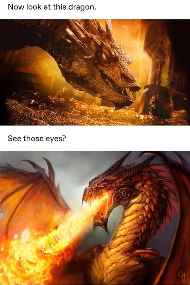 A Terrifying Thought About Dragon Eyes